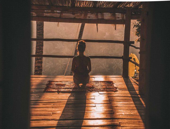 マインドフルネス瞑想をスタート