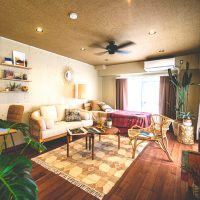 どんな部屋にしたい?一人暮らしの素敵インテリア:南国リゾートスタイル編