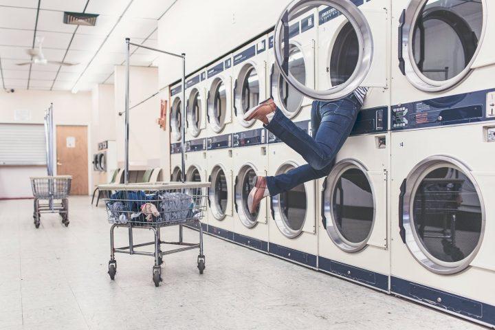 家事を時短するコツ《洗濯》