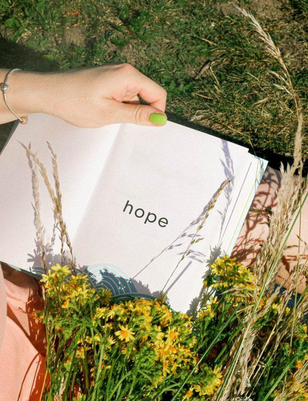 「希望」の意味をもつ素敵な春の花言葉