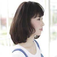 30代女性におすすめな黒髪ミディアムの髪型。魅力をあげる大人のトレンドヘア
