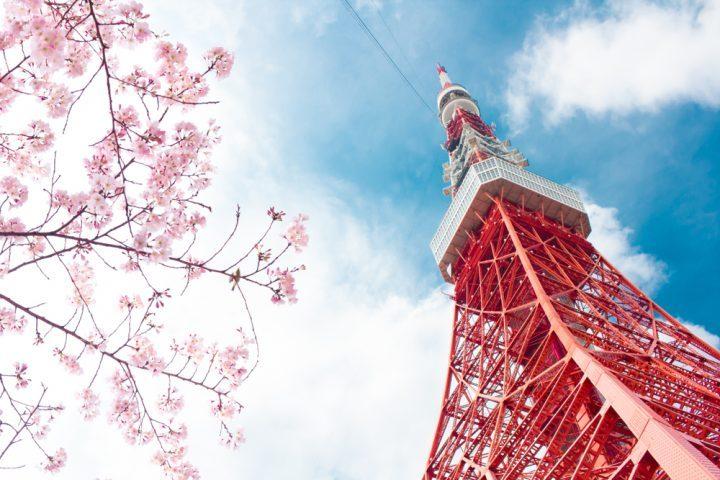 定番の東京観光スポット