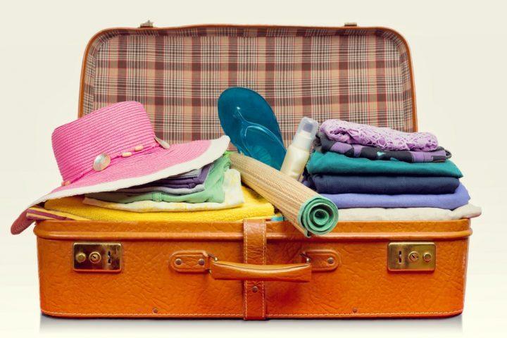 旅行の荷物をコンパクトにするコツ