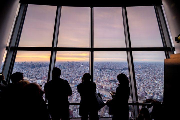 半日の東京観光を思い切り楽しめるスポット