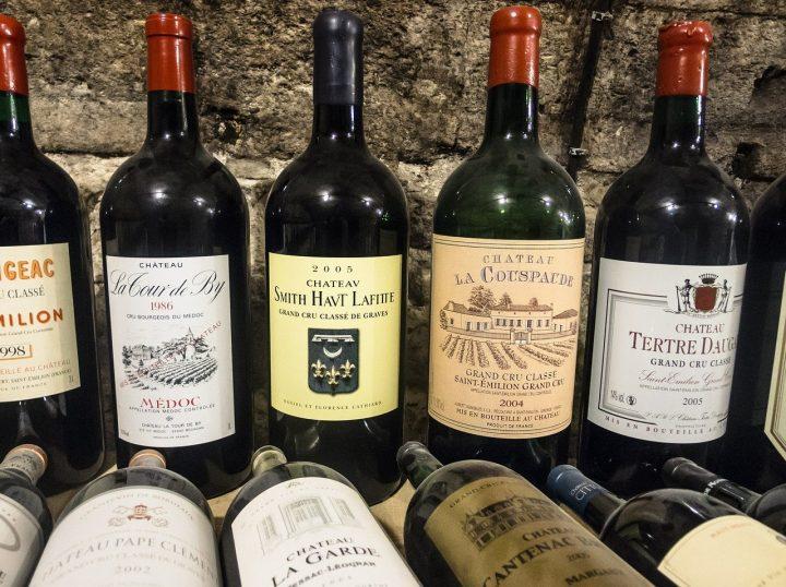 ワインの保存方法《未開封》