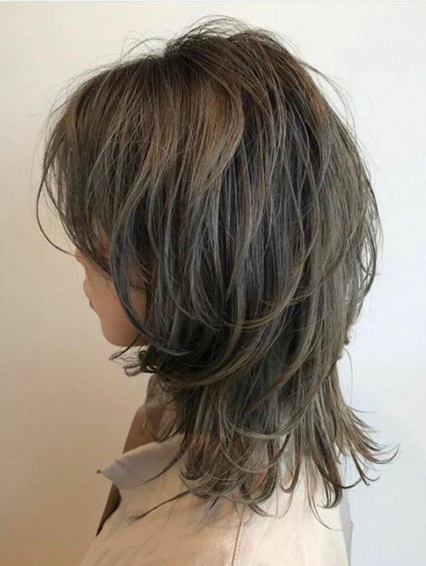 伸ばしかけの前髪アレンジ8