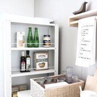 引き出しがないキッチンでも快適に。簡単にできる便利な収納アイデアまとめ