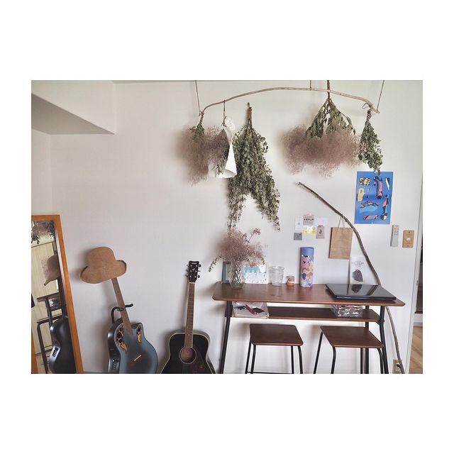 二人暮らし趣味部屋