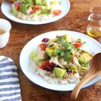 忙しい毎朝にぴったりな丼レシピ16選。朝ごはんは手軽にしっかり食べよう