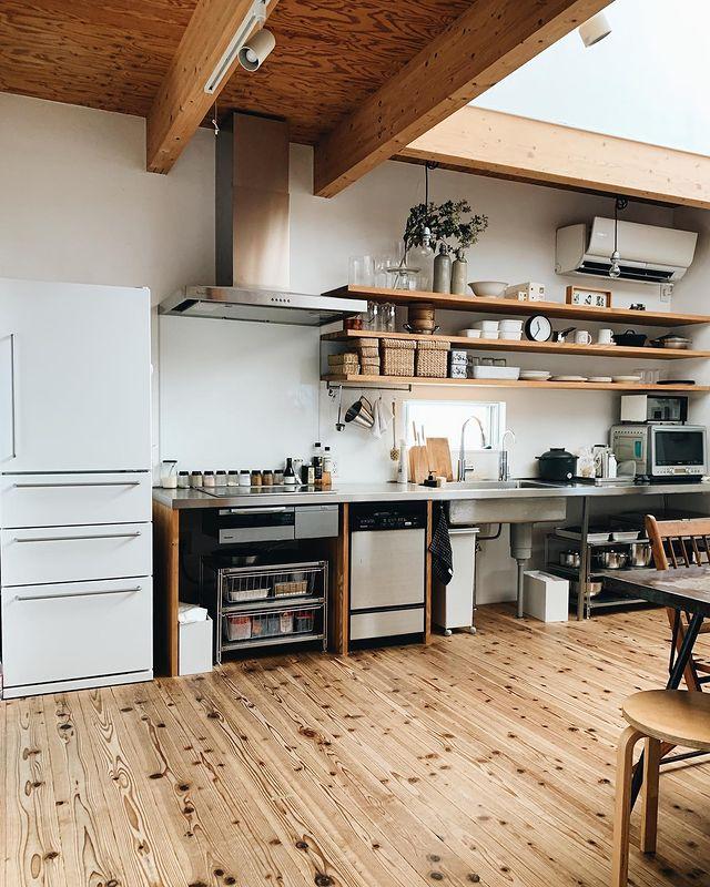 キッチンインテリア9