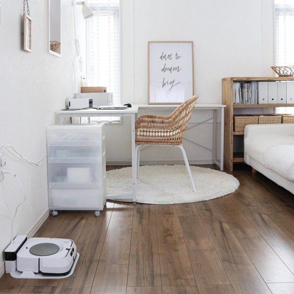 床掃除ロボット