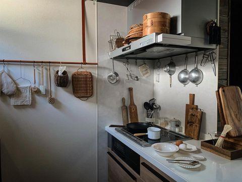 キッチンインテリア1