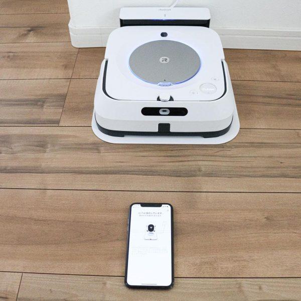 床掃除ロボット3
