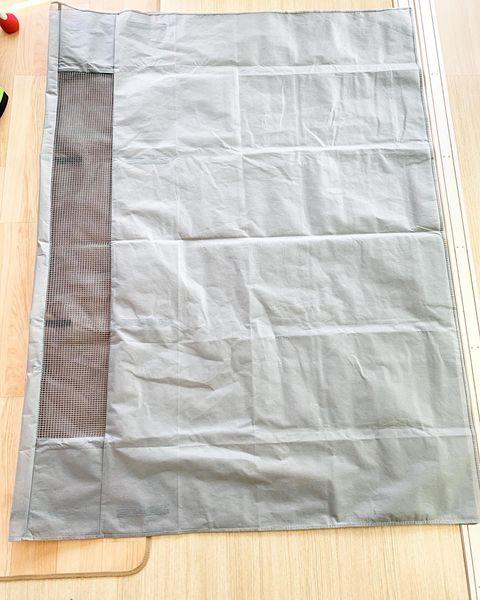 衛生的にも安心布団干しシート