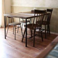 【folk公式アンバサダー】生活に合わせて家具を作り直そう!ダイニングテーブルのリメイク