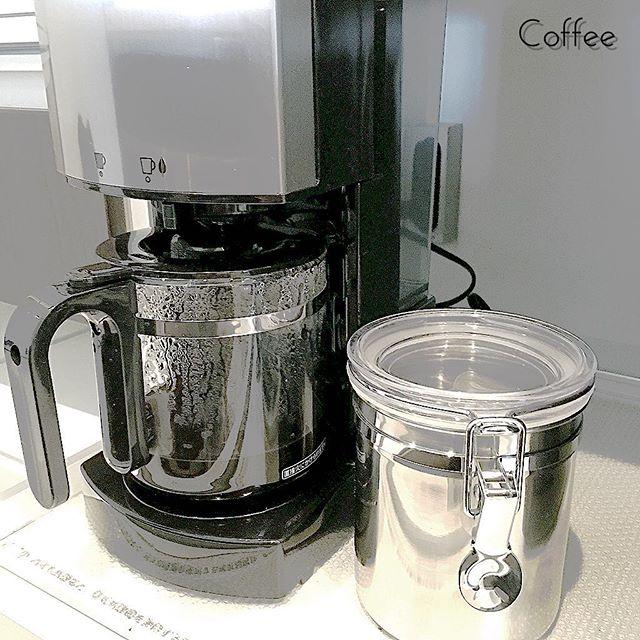 機能性抜群のコーヒーメーカー