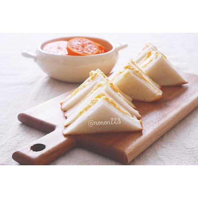 サンドイッチ定番具材アレンジ