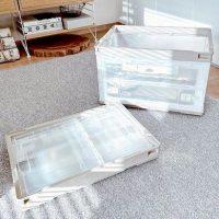 たためる収納ボックス特集!簡単組み立てで楽チン&おしゃれに整理整頓