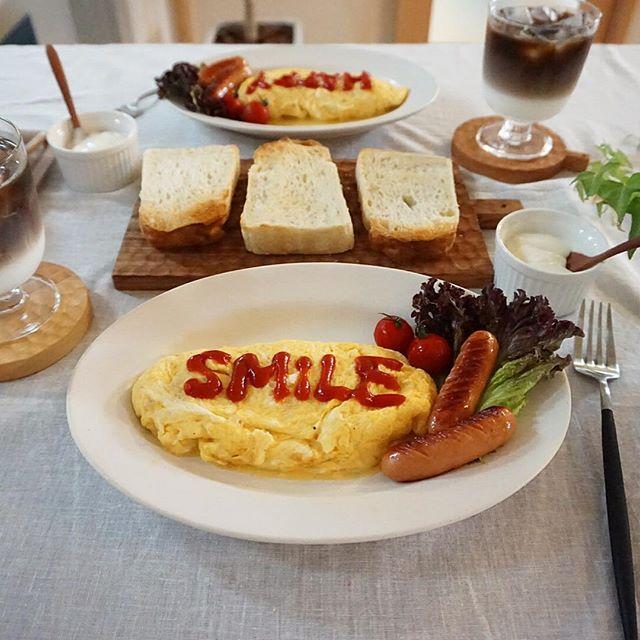 レンジで卵料理10