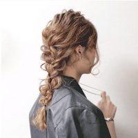 《ロング》30代のヘアアレンジ特集。簡単なのにおしゃれに見せる大人スタイルのコツ