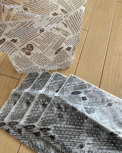 自立型水切りゴミ袋