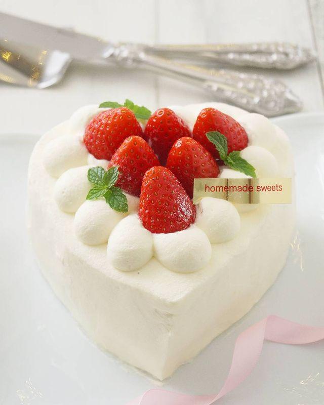 ヘルシー♡豆乳クリームの米粉ケーキレシピ