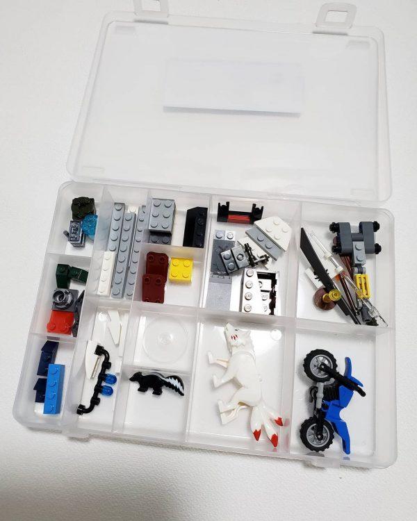 レゴを収納