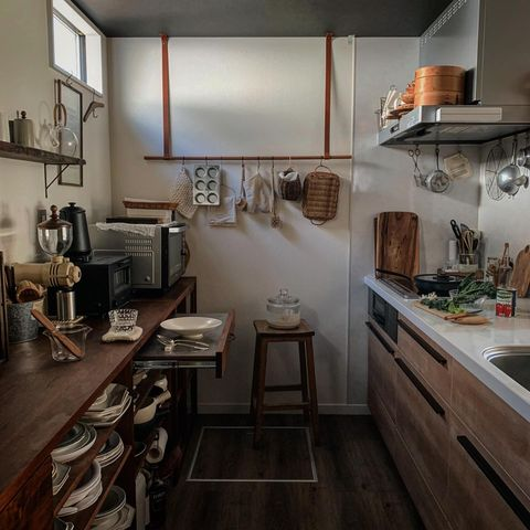 キッチンインテリア4