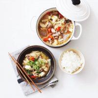 鮭のちゃんちゃん焼きに合う献立集。バランスの良い付け合わせレシピをご紹介
