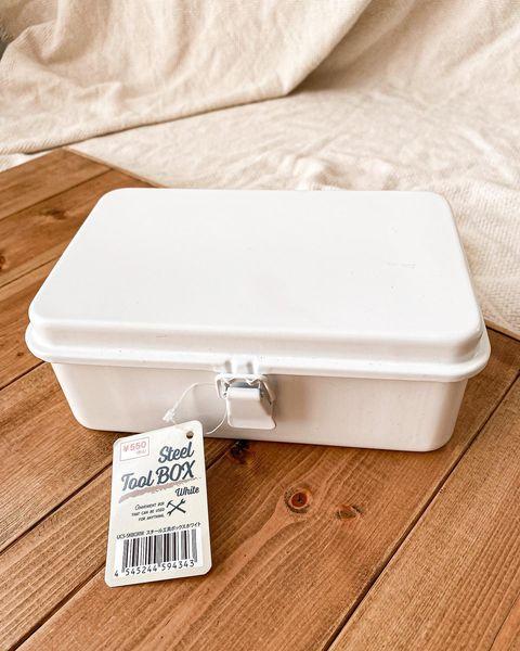 キャンドゥ・スチール工具ボックス
