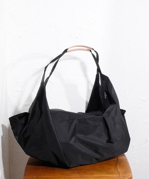 [ability] Butler Verner Sails バトラーバーナーセイルズ / Lip Nylon Big Eco Shoulder Bag Eco Bag リップ ナイロン ビッグ エコ ショルダー バッグ エコバッグ / JA-1986