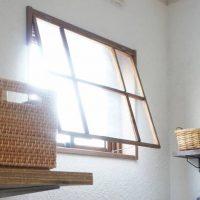 【folk公式アンバサダー】初心者さん向けDIY。家の窓が簡単にアンティーク窓に