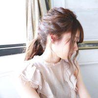 簡単にお洒落に《セミロング》のヘアアレンジ12選!大人女性のまとめ髪特集