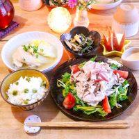 豆ご飯がすすむ美味しい献立特集。食べ合わせが良い、簡単&人気レシピをご紹介