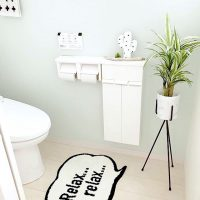 トイレを素敵な空間に!アートポスターやグリーンを取り入れた実例集