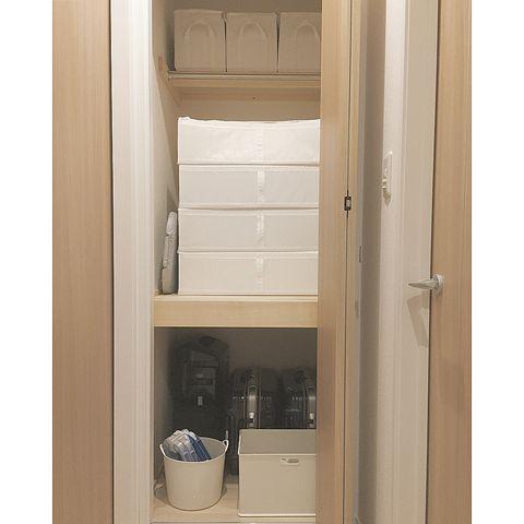 半畳スペース収納