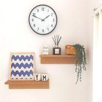 取付け簡単♪【無印良品】の壁に付けられる家具でスペースを有効利用しよう