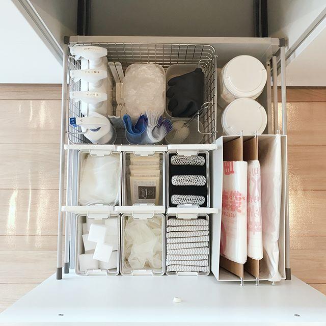キッチン掃除道具4
