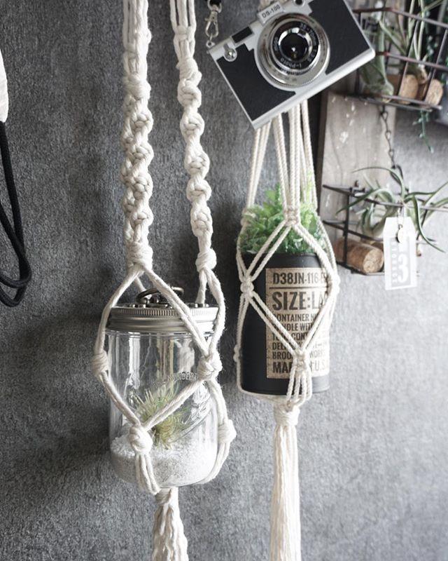 1本のロープが繋ぐ人気のBOHO雑貨