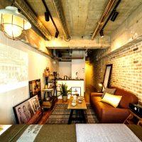 どんな部屋にしたい?一人暮らしの素敵インテリア:ブルックリンスタイル編