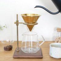 コーヒーシーンを楽しむ方へ。丁寧にじっくり作るドリップコーヒー