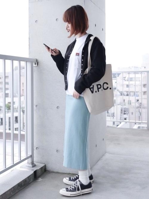 [BABYLONE] シェルタリングオックススカート