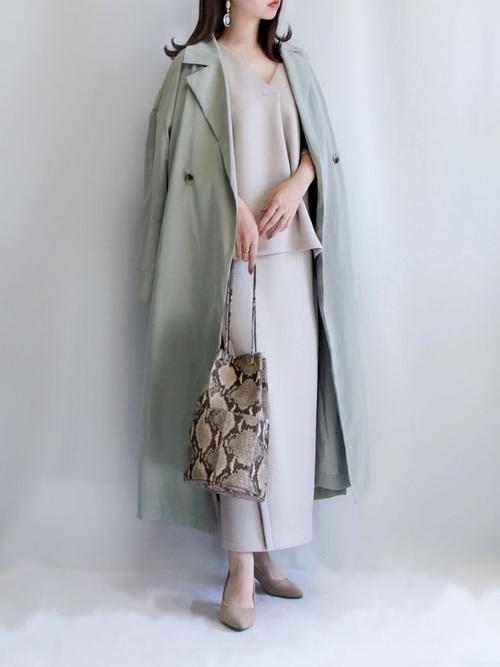 [allureville] 【MARCO MASI(マルコマージ)】ロング巾着ショルダー