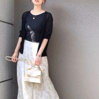 【ユニクロetc.】40代大人女性にオススメ。春のプチプラスカートコーデ