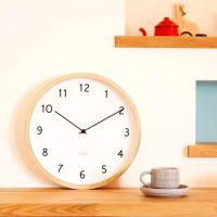 北欧風の壁掛け時計16選。インテリアにもなるおしゃれな時計で時間を刻もう