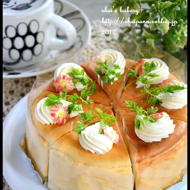 チーズケーキトッピング8