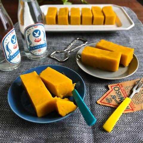 調理簡単な野菜のおやつ!かぼちゃ羊羹レシピ
