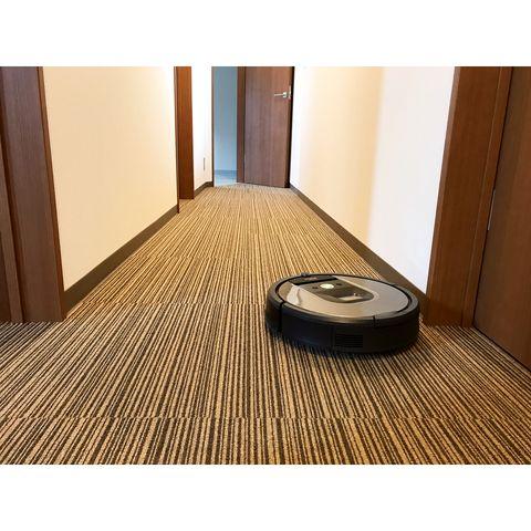廊下一面が人気のホテルライクな空間に変身