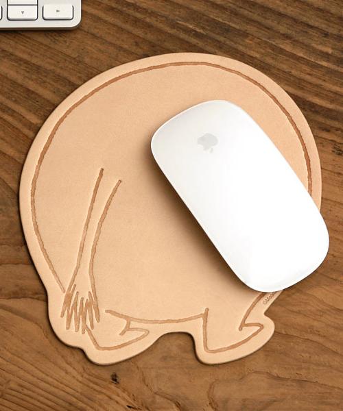 ムーミンのお尻がかわいいマウスパッド