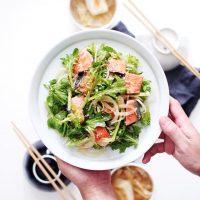 さっぱりサラダで野菜をしっかり食べよう。和風も洋風も美味しくできる簡単レシピ